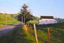 Timothy Horn Art