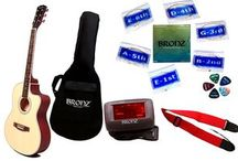 Guitars / http://bit.ly/15Dg2Y9  Wide range of guitars for you to check out and pick the one that suits your needs and budget. You will find electric and acoustic guitars from highly popular and sought-after brands like Yamaha, Cort, Granada, SG Musical, Fender, Sonido and many more.  http://bit.ly/15Dg2Y9