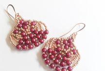creazioni handmade in rosso / creazioni handmade in rosso, creazioni made in Italy