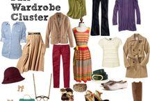 wardrobe clusters