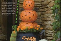 Fall/ Halloween & Thanksgiving / by Stephanie Strack