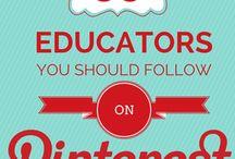 Pintrest for teachers