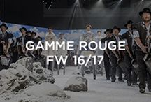 Moncler Gamme Rouge Fall-Winter 2016/17 Show / Moncler Gamme Rouge Fall-Winter 2016/17 Show