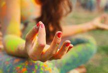 Awakening Me / Awakening Me is a process of self awareness through meditation and art.
