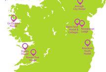Places to Go - Ireland