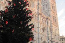 De kerstperiode in Toscane / Kerststallen, kerstmarkten, schaatspistes, warme kastanjes: ook de kerstperiode wordt in Toscane druk gevierd.