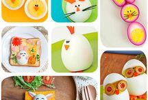 comida entretenida para niños