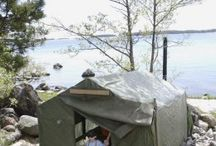 Camping / by Erin Lebo