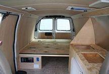 Chevy Astro Camper Van Conversion