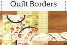 cutting long borders