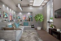 Oturma odası/ living room