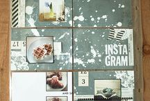 Scrapbooking 'Project life'