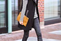 fall & winter fashion / by Sandy a la Mode