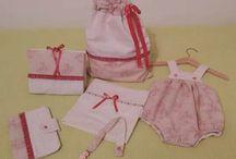 Costura para bebés / Ideias para projectos tamanho mini