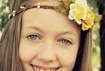 Vintage Fairy Flower crowns