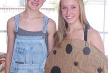 School Halloween Costume Ideas / by Tiana Marshall