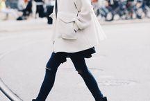 Winter Fashion / Looks of Winter