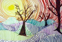 Art Lessons / by Cheryl Alt