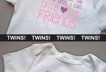 Twin tastic! / by Amalie McCarthy