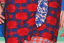 Färgkombo -rödblå / Colour combinations -redblue