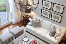 Living Room Decoración