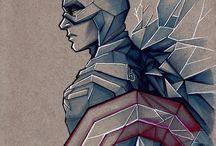 Avangers, SuperHeroes