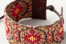 Bead Weaving and Woven Beads