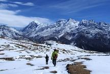 Sikkim Trekking / All about Sikkim Trekking Tours & Adventure Holidays.