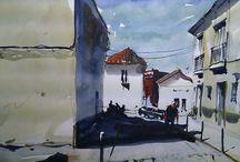 Schilderijen Tavira