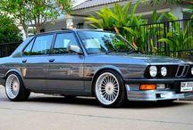 Bmw e28 / BMW e28 to jest młodszy brat E30.