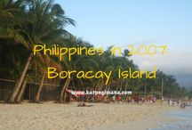 It's More Fun In The Philippines! / I wasn't sure about the tagline when I first visited Philippines back in 2007. But I'm excited to explore this country again in 2016, and based on numerous travel articles, it sounds indeed more fun in the Philippines! Watch this space for more pins and posts.