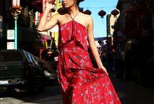dresses shoot