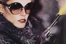 Classic Perfume Ads / Some elegant, some fabulous and some that are oh so very cheesy indeed!