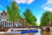 Gezilecek yerler.Amsterdam.
