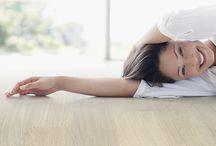 Par-ky - Wood veneer flooring parquet