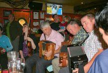 Live Music Every Friday / Live Music Every Friday in the Bridge Bar, at The Moorings, Portmagee, Ireland