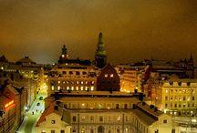 Stockholm in Winter / I love Sweden!
