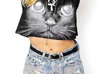 Cute Kitten Fashion