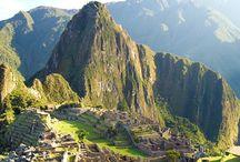 América do Sul / Dicas de viagem pela América do Sul!