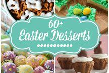 Easter desserts / Easter desserts