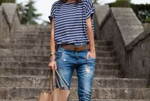 Fashion Boyfriend feminina