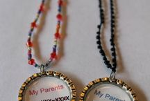 Necklace and bracelets numbers