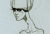 amore per: fashion illustration