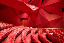 Interiors: auditorium / 0