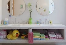 to decorate. kids bathroom / by Kimberly Provo