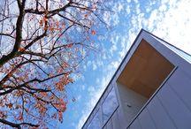 桜並木と暮らす家 / 設計事務所アーキプレイスで設計監理した住宅