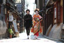 Kyoto Japan  京都 / by Toshiyuki Kiuchi