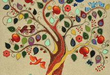 Strom života tree of Live
