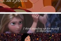 I'm a true  princess