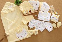 Стильные комплекты для малышей / Комплекты одежды для самых маленьких